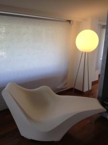 Tokyo Pop Lounge Chair by Driade
